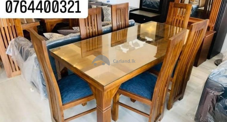 New Dining Table with chair